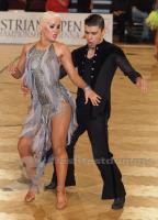 Igor Gutan & Sofie Svenninggaard at Austrian Open Championships 2012