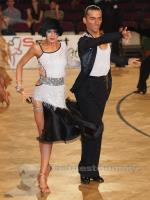 Andrea Borrelli & Chantal Green at Austrian Open Championships 2012