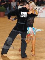 Malthe Brinch Rohde & Sandra Sorensen at Austrian Open Championships 2012