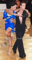 Andrei Kiselev & Anastasia Kiseleva at Austrian Open Championships 2012