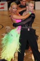 Vadim Garbuzov & Kathrin Menzinger at Austrian Open Championships 2012