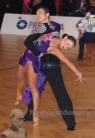 Cai Jie & Liu Chang at Austrian Open Championships 2012