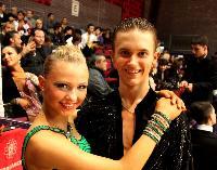 Dmitriy Kapusta & Ekaterina Karaschuk at