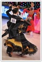 Stas Portanenko & Nataliya Kolyada at Dynasty Cup
