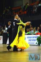 Stas Portanenko & Nataliya Kolyada at Kyiv Open 2012