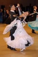 Stas Portanenko & Nataliya Kolyada at UK Open 2013