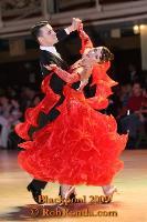 Stas Portanenko & Nataliya Kolyada at Blackpool Dance Festival 2009