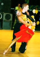 Neil Jones & Ekaterina Jones at Odesa Open Cup