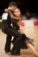 Efrem Kuzmichenko & Samira Harez at