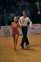 Jurij Batagelj & Jagoda Batagelj at 8th World Games 2009