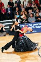 Isaia Berardi & Cinzia Birarelli at Austrian Open Championships 2011