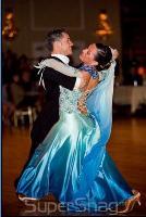 Pasha Pashkov & Inna Brayer at Manhattan Dancesport 2006