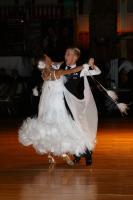Glenn Richard Boyce & Lydia Hedges at Dutch Open 2011
