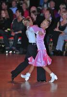 Glenn Richard Boyce & Lydia Hedges at British National 2009