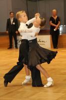 Glenn Richard Boyce & Lydia Hedges at German Open 2010