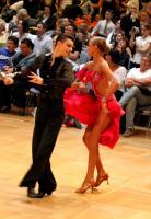 Dmitriy Bayanov & Margarita Fomichenko at
