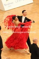 Victor Fung & Anastasia Muravyova at WDC Asian Open 2011