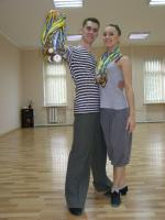 Roman Tashlikovich & Olga Manko at