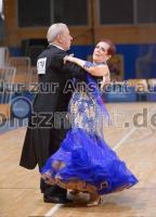 Luigino Andreutti & Glory Pavan at