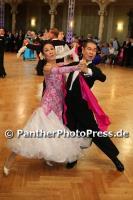 Katsuhiko Suzuki & Yoko Suzuki at danceComp Wuppertal 2017