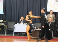 Rezo Robakidze & Darya Evchenko at