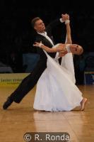 Dmytro Vlokh & Olga Urumova at 7th World Games 2005