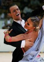Dmytro Vlokh & Olga Urumova at Kyiv Open 2006