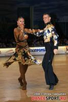 Dmytro Vlokh & Olga Urumova at Russian RDU Championships