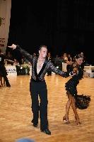 Dmytro Vlokh & Olga Urumova at Ukrainian Championships 2009