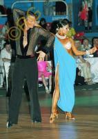 Dmytro Vlokh & Olga Urumova at IDSA Ukrainian Championship 2009