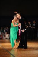 Jefferson Pimentel & Natalie Tjokro at