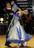 Photo of Earle Williamson & Charlotte Rikke Christiansen
