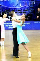 Alexey Guselnikov & Diana Epeykina at