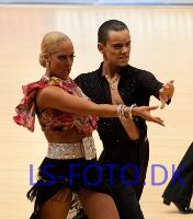 Egor Kondratenko & Mie Lincke Funch at