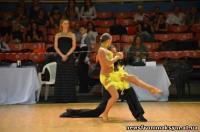 Dmytro Vlokh & Viktoriya Kharchenko at Odesa Open Cup