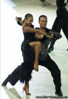 Dmytro Vlokh & Viktoriya Kharchenko at WDC AL World 10 Dance Championship and IDSA World Cup