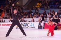 Dmytro Vlokh & Viktoriya Kharchenko at Ukraine Championships 2012