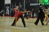 Dmytro Vlokh & Viktoriya Kharchenko at 2012 Italian Open Championships
