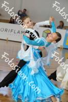 Robert Saluste & Arina Salahhova at