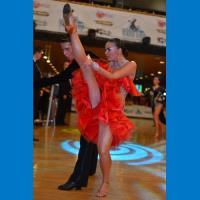 Roman Zhurenko & Tetyana Preda at
