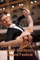Ilya Golovchenko & Kristina Bogoslavskaya at