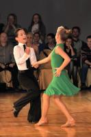 Roland Marco Balas & Stefania Belghir at