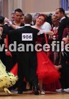 Nelson Van Acker & Christelle Fortie at