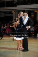 Connor Parkinson & Cecilie Engsig at