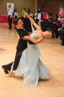 Steven Dean & Amy Hossin at