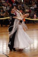 Levente Kaszas & Liliána Regán at