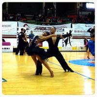 Artem Zhychuk & Irene Palma at