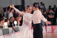 Egor Goncharuk & Karolina Plaziy at