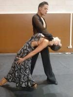 Josep Rebull Jornet & Melania Lorenzo Quintanilla at