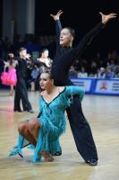 Konrad Kucharczyk & Aleksandra Podsiadly at